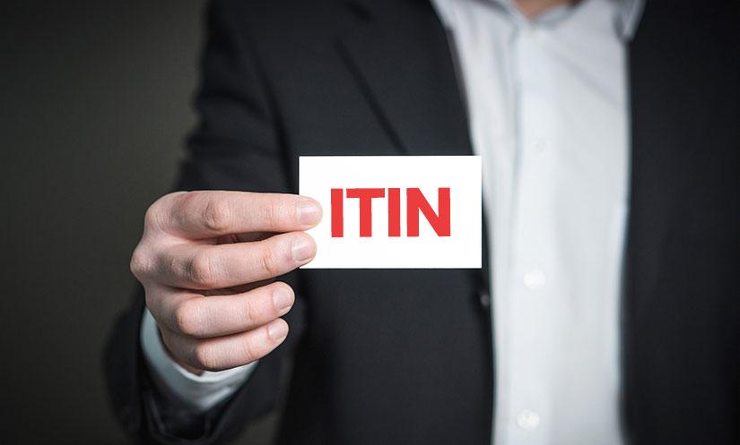 Como obter um ITIN number